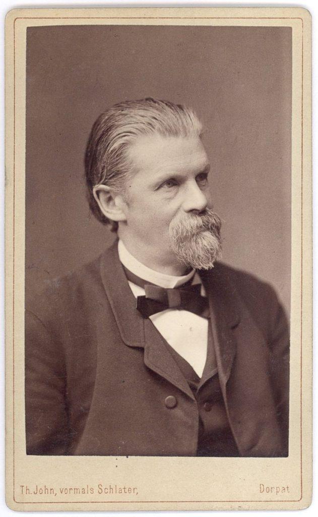 Johann Georg Noel Dragendorff